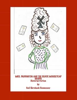 Historical Fiction:Mrs. Paddington and The Silver Mousetrap Shoppe