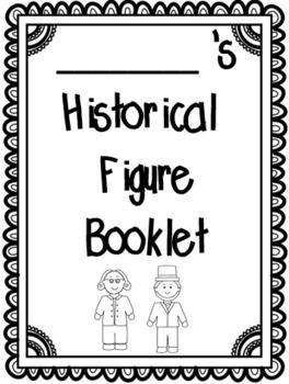 Historical Figure Booklet
