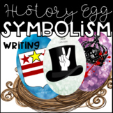 Historical Figure Egg : A fun writing and coloring activity for ANY history unit