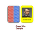 Historical Figure Guess Who Card