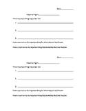 Historical Figure Notes (Bilingual, Spanish/English)