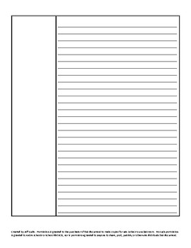Historical Figure Notes Template