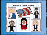 Historical Figure Project with Rubric