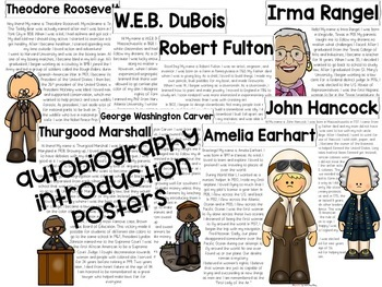 Historical Figure Research Bundle