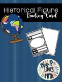 Historical Figure Trading Card Template