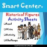 Smart Center® Historical Figures - Activity sheets