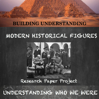 Historical Figures Argumentative Research Paper