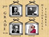 Historical Figures Biographies TEK 2.4A