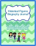 Historical Figures Biography Journal