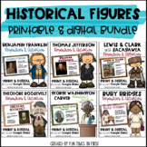 Historical Figures Bundle (First Grade- Georgia)