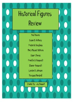 Historical Figures CRCT Review