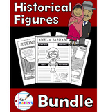 Historical Figures Biography Interactive Notebook Activiti
