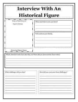 Historical Figures Pack