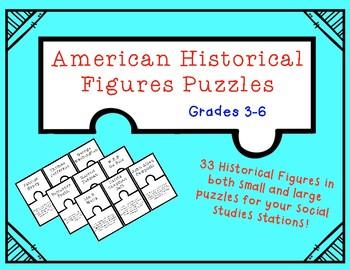 Historical Figures Puzzle