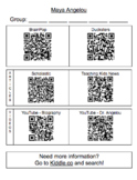 Historical Figures QR Codes