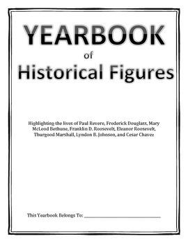 Historical Figures Yearbook