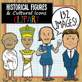 Historical Figures and Cultural Icons ClipArt