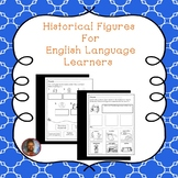 Historical Figures for English Language Learners