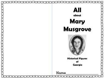 Georgian Historical Figures  Tomochichi Oglethorpe Musgrove Sequoyah Review