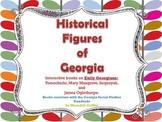Georgian Historical Figures  Tomochichi Oglethorpe Musgrov