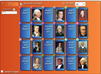 Historical Figures of the American Revolution Concentration