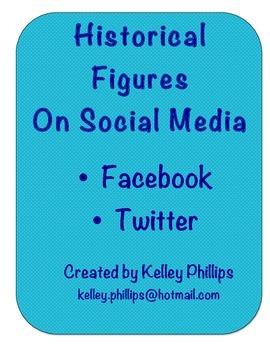 Historical Figures on Social Media
