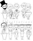 Historical Figures (outline)