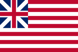 Historical Flags of the United States - 28 graphics - Clipart Set