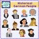 Historical German People {Mozart, Einstein, Angela Merkel and many more}