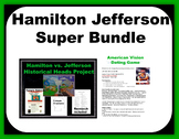 Historical Heads & American Vision Dating Game Bundle