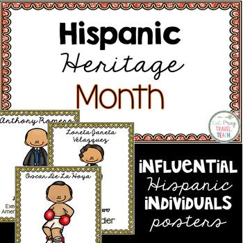 Historical Hispanic Individuals (Posters)