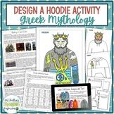 Historical Hoodies Social Studies Project - Greek Mythology