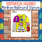 Historical Hoodies Social Studies Project - Modern History