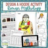 Historical Hoodies Social Studies Project - Roman Mythology