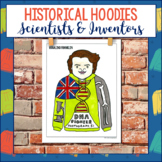 Historical Hoodies Social Studies Project - Scientists and