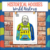 Historical Hoodies Social Studies Project - World History