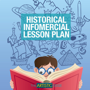 Historical Informercial Lesson Plan - Drama & History Activity