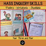 HASS Inquiry Skills