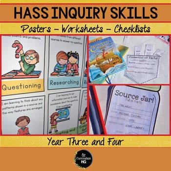H.A.S.S Inquiry Skills