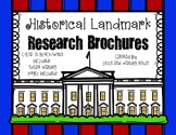 Historical Landmark Research Brochures