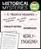 Historical Mysteries ~ Inference Review