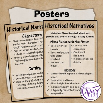 Historical Narrative Pack