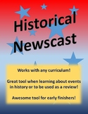 Historical Newscast - DOK 4 project