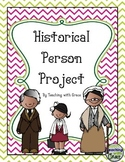 Historical Person of Interest: A Elementary Research Pack