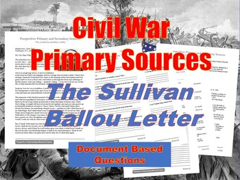 Primary Source DBQ: Historical Perpective