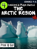 Historical Plays About: The Arctic Region