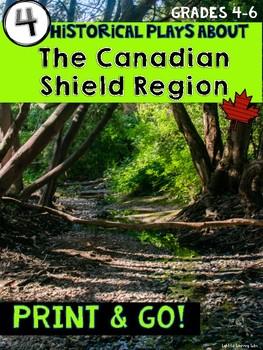 Historical Plays About: The Canadian Shield Region