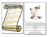 Historical Reading layered curriculum menu