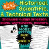 RI.4.3: Historical, Scientific, and Technical Texts RI 4.3