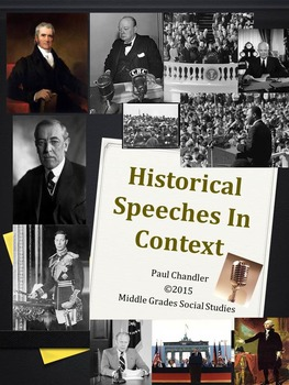 Historical Speeches in Context: Analyzing Great Text
